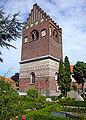 Taarnby Kirke Amager Copenhagen belfry.jpg
