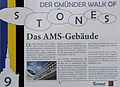 Tag des Denkmals 2012 - Gmünd - AMS-Schild.jpg