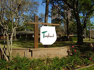 Tanglewood, Houston neighborhood in Houston, Texas, United States