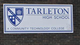 Tarleton Academy Academy in Tarleton, Lancashire, England