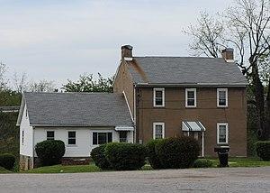 Tavenner House - Image: Tavenner House Parkersburg