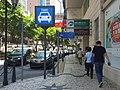 Taxi Station at Avenida da Praia Grande.jpg