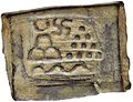 Taxila (local coinage) Circa 220-185 BC Karshapana.jpg
