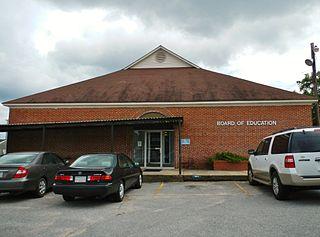 Taylor County School District School in Butler, Georgia, USA