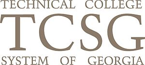 Technical College System of Georgia - Image: Tcsg logo only