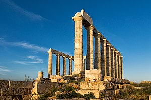 Temple of Poseidon at Cape Sounion (DSC 3781).jpg
