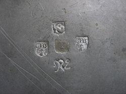 svenska silversmeder stämplar
