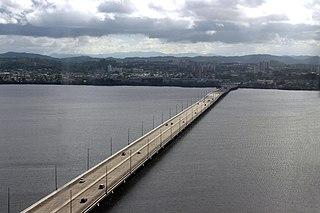 Teodoro Moscoso Bridge Bridge in Puerto Rico