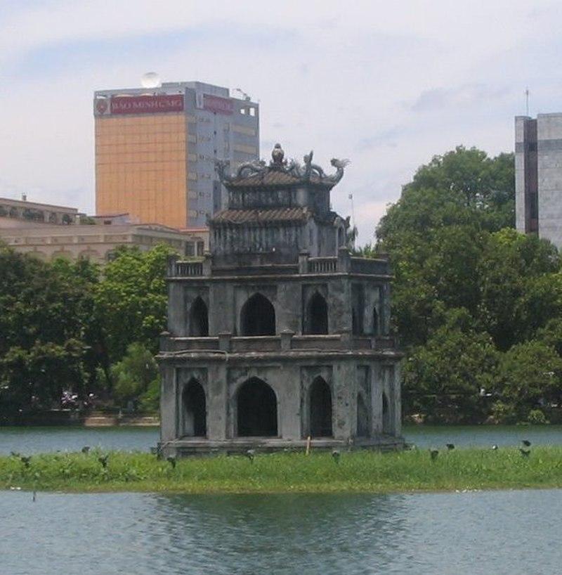 File:Tháp Rùa 3.jpg