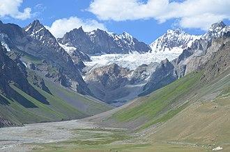 Khaplu - Thally Glacier
