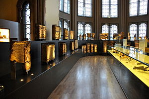 Hunterian Museum and Art Gallery - The Antonine Wall, Rome's final frontier, the Hunterian Museum.