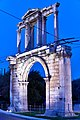 The Arch of Hadrian in Athens. 131-132 A.D.jpg