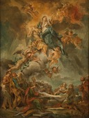 The Assumption of the Virgin (Carlo Carlone) - Nationalmuseum - 23734.tif