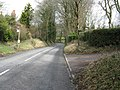 The B2116 north out of Westmeston - geograph.org.uk - 1766392.jpg
