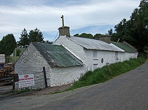 The Bold Tenant Farmer's Cottage Ballinascarty - geograph.org.uk - 537941.jpg