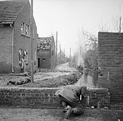 The British Army in North-west Europe 1944-45 B13385