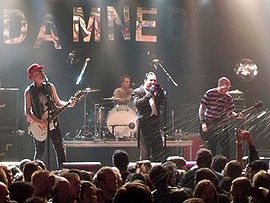 The Damned 2008