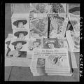 The Evening Star newspaper of Washington, D.C., announcing the death of President Franklin D. Roosevelt. - NARA - 520700.tif