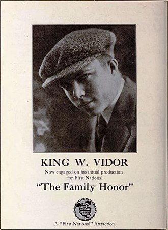 King Vidor - King Vidor, February 21, 1920 Exhibitors Herald.
