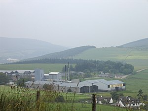 The Glenlivet distillery - The Glenlivet Distillery