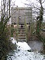 The Hide in Winter - geograph.org.uk - 1629786.jpg