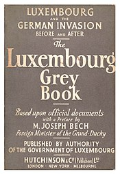 The Luxembourg Grey Book