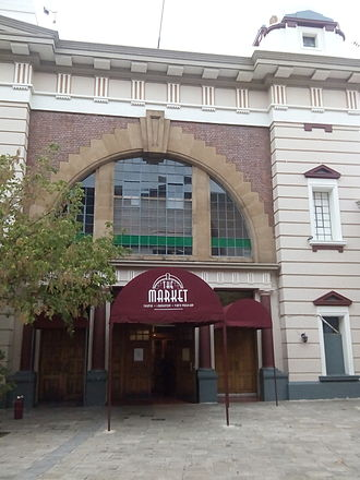 Market Theatre (Johannesburg) - The John Kani Theatre