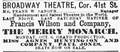 The Merry Monarch Broadway Theatre NY Sun Oct 4 1890.png