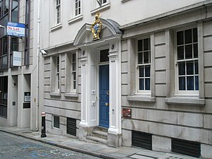 Worshipful Company of Painter-Stainers - Painters' Hall