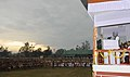 The Prime Minister, Dr. Manmohan Singh addressing a public meeting, at Kangla Fort, in Imphal, Manipur on December 03, 2011.jpg