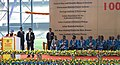 The Prime Minister, Dr. Manmohan Singh addressing at the inauguration of the 100th Session of Indian Science Congress, in Kolkata on January 03, 2013 (1).jpg