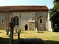 The Priory church of St. Mary and St. Laurence, Great Bricett, Suffolk - geograph.org.uk - 214758.jpg