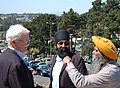 The Sikh Center of SF Bay Area Groundbreaking of Expansion Project, 4-21-2013 (8675833587).jpg