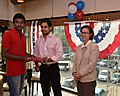 The U.S Consulate Chennai celebrated its two-year anniversary on Facebook with U.S. Consul General Jennifer McIntyre, actors Bharath Srinivasan and Jeyam Rav24i.jpg