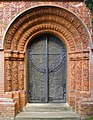 The Watts Chapel- doorway (geograph 4090985).jpg