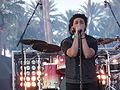 The Weeknd at Coachella 2012 frontal shot.jpg