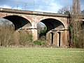 The Wharncliffe Viaduct from Brent Meadow - geograph.org.uk - 1185621.jpg