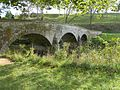 The bridge from the side of the Antietam the XI Corps approached from - panoramio.jpg