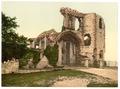 The castle, Denbigh, Wales-LCCN2001703471.tif