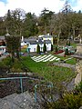 The chess board laid out at Portmeirion.jpg