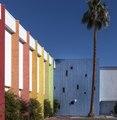The colorful Saguaro Hotel in Palm Springs, California LCCN2013631279.tif