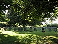 The graveyard at Whepstead - geograph.org.uk - 1393015.jpg