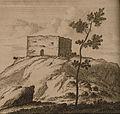 The prison of Saint Paul in Ephesus, according to tradition - Bruyn Cornelis De - 1714.jpg