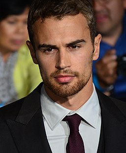 Theo James March 18, 2014 (cropped)