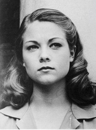 Theresa Russell - Russell in 1976