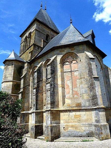Thieblemont-Faremont Eglise P1060671