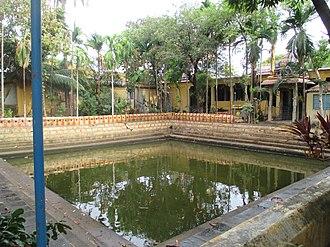 Soundararajaperumal temple, Nagapattinam - Temple tank