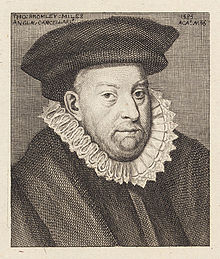 Henry Bromley Died 1615 Wikipedia