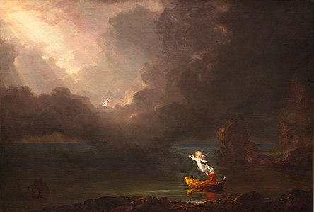 Thomas Cole - The Voyage of Life Old Age, 1842 (National Gallery of Art).jpg