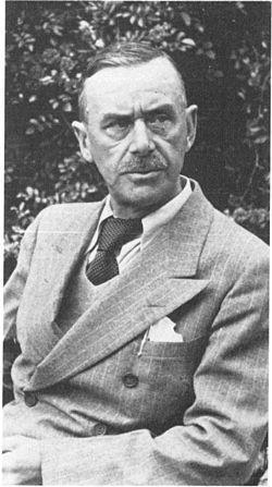 תומאס מאן בשנת 1939